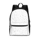 Salt and Pepper Small Backpack