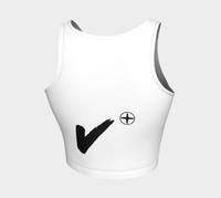 Proton Vibes Athletic Crop Top