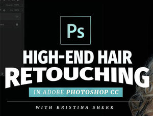 KelbyOne - Hair Class - Action and Brushes