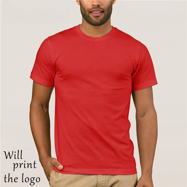 Fashion Mens T Shirt Men