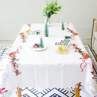 Hot Christmas Decoration for Home Tablecloth