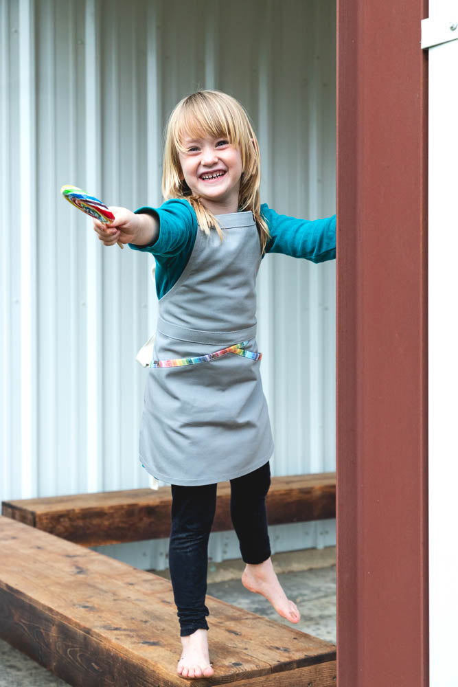 Mini Myung Kid's Apron