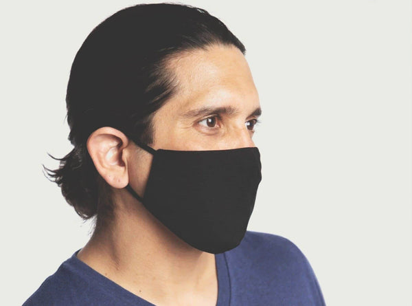 Black Value Mask (Ear Elastic)