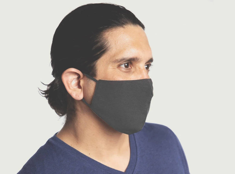 Value Mask – Ear Elastic ( Blk or Gry)