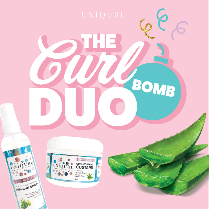The Curl Bomb Duo