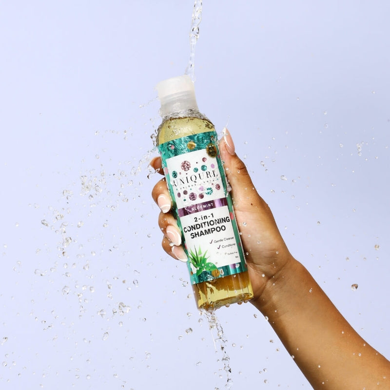 UniQurl 2-in-1 Conditioning Shampoo