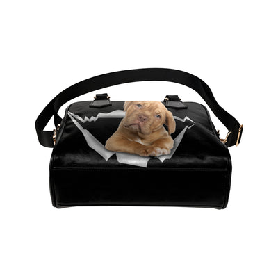 Dogue de Bordeaux Shoulder Handbag