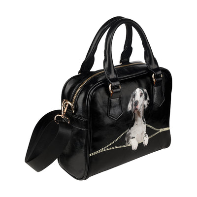 Great Dane Shoulder Handbag V2