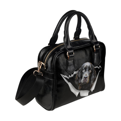 Boykin Spaniel Shoulder Handbag
