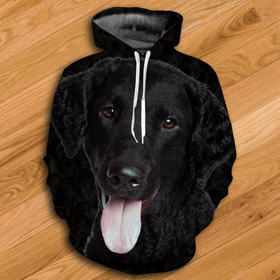 Curly Coated Retriever Hoodie