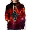Portuguese Water Galaxy Hoodie V1