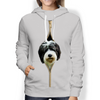 I'm With You - Old English Sheepdog Hoodie V1