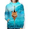 So Cool - Maine Coon Cat Hoodie V1