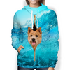 So Cool - Norwich Terrier Hoodie V1
