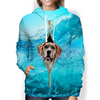 So Cool - Great Dane Hoodie V1
