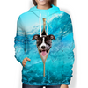 So Cool - Staffordshire Bull Terrier Hoodie V1