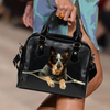Australian Cattle Shoulder Handbag V2