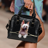 Chinese Crested Shoulder Handbag V1