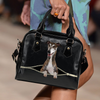 Greyhound Shoulder Handbag V2