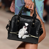 Japanese Chin Shoulder Handbag V1