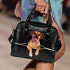 Puggle Shoulder Handbag V1