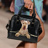 Lakeland Terrier  Shoulder Handbag V1