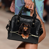 Cavalier King Charles Spaniel Shoulder Handbag V4