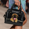 Leonberger Shoulder Handbag V1