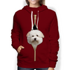 I'm With You - Coton De Tulear Hoodie V2