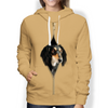 I'm With You - Saluki Hoodie V2