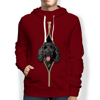 I'm With You - Goldendoodle Hoodie V1