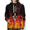 So Hot - Boston Terrier Hoodie V1