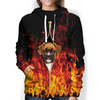 So Hot - Boxer Hoodie V1