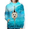 So Cool - West Highland White Terrier Hoodie V1