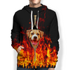 So Hot - American Pit Bull Terrier Hoodie V1
