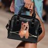 Cairn Terrier  Shoulder Handbag V2