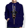 I'm With You - Beauceron Hoodie V2