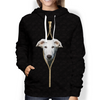 I'm With You - Borzoi Hoodie V1