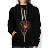 I'm With You - Cavalier King Charles Spaniel Hoodie V5