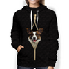 I'm With You - Welsh Corgi Hoodie V3