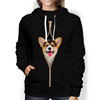 I'm With You - Welsh Corgi Hoodie V2