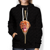 I'm With You - Dogue de Bordeaux Hoodie V2
