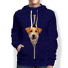 I'm With You - Jack Russell Terrier Hoodie V3