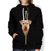 I'm With You - Lakeland Terrier Hoodie V1