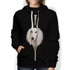 I'm With You - Saluki Hoodie V3