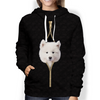 I'm With You - Samoyed Hoodie V1
