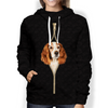 I'm With You - Welsh Springer Spaniel Hoodie V1