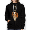 I'm With You - Welsh Springer Spaniel Hoodie V2