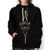 I'm With You - Affenpinscher Hoodie V2
