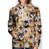 You Will Have A Bunch Of Shiba Inus - Hoodie V1